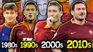 Most Loyal Footballers XI | Totti, Del Piero & Raul!