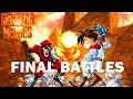 sega Genesis Gunstar Heroes Final Battles