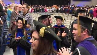 Berea College Commencement 2017