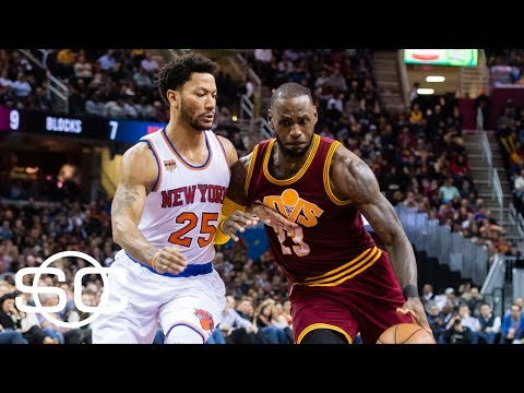 Derrick Rose In Serious Talks With Cavaliers | SportsCenter | ESPN