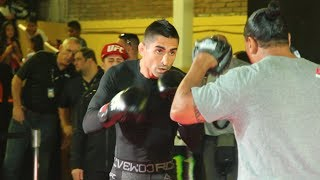 UFC Argentina: Ricardo Lamas Open Workout (Complete) - MMA Fighting