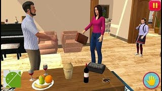 Virtual Mom Happy Family 3D - Android Gameplay HD