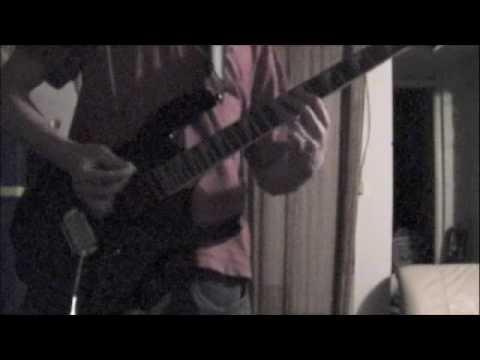 jammin on guitar (blues/rock)