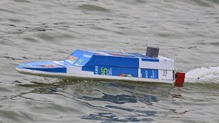 How To Make a Boat - RC Boat