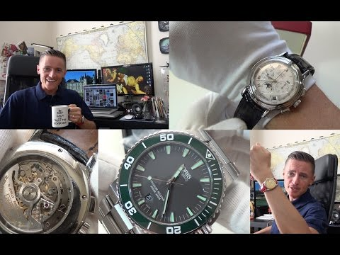 Q&A Returns! Channel News & What Watch Brands To Review Next? + Luxury Zenith & Oris Unboxing!