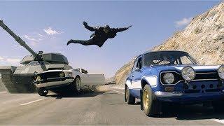 Fast and Furious 6 bridge Scene HD