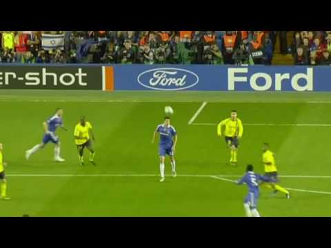 Chelsea Fans' Favourite: Michael Essien's left-footed goal against Barcelona