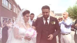 Miré & Elvis - HIGHLIGHTS TRAILERS - 27.08.2016 - Wedding in Belgium -By AGIR VIDEO®