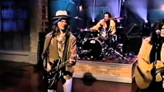 Pete Droge & The Sinners-Beautiful Girl-David Letterman (1995)