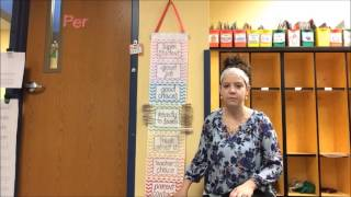 Kristens Classroom Tips: Behavior Chart