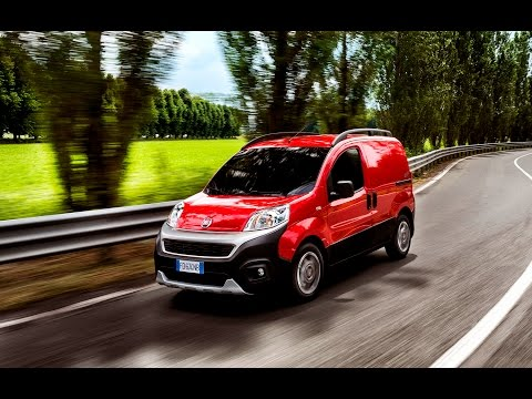 Fiat Fiorino Cargo Фургон класса M - тест-драйв 1