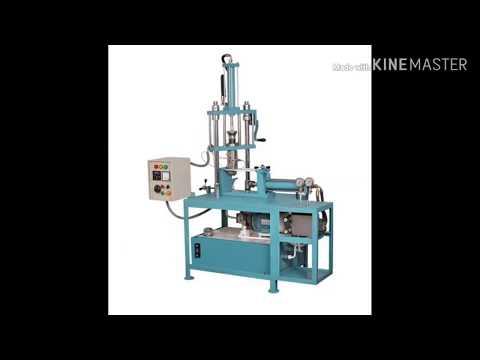 Semi Automated injection moulding Machine - Tamil - Vimal Raj Mahadevan