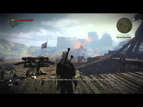 This Is What The Witcher 2 Looks Like On Xbox 360