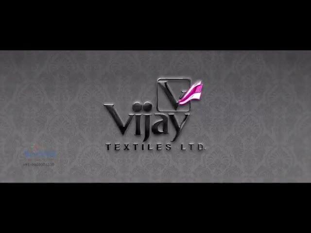 Vijaya Textiles Corporate Film|Scintilla Kreations