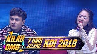 Gambar cover CIE! Widhi KDI Dan Siti Badriah Ditantang Duet [KERINDUAN] - Kilau DMD (10/7)
