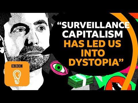 Aral Balkan: Dohledový kapitalismus přinesl dystopii