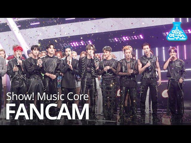 [예능연구소 4K] NCT 127 1위 직캠 'Punch' (NCT 127 No.1 encore) @Show!MusicCore 200530