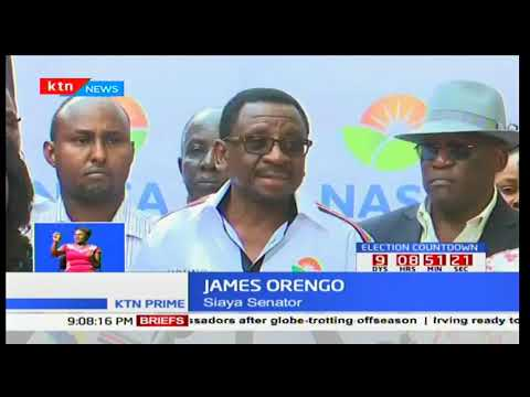 NASA leaders accuse police of targeting specific politicians during demos