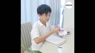 Smicare orthodontic retainer. Your smile - Our care