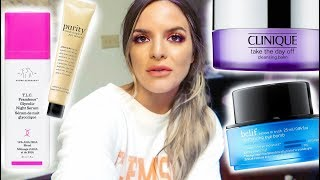 MY REAL LIFE NIGHT TIME ROUTINE! | Casey Holmes