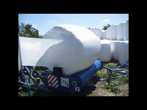 Rolmako Farmer Ballenwickler 500mm Folie Top Konstruktion