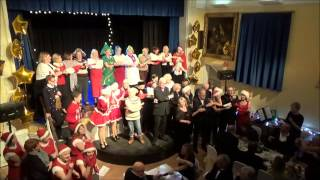 The Tuesdays Christmas Cracker Song.  Tinseltown 2015.