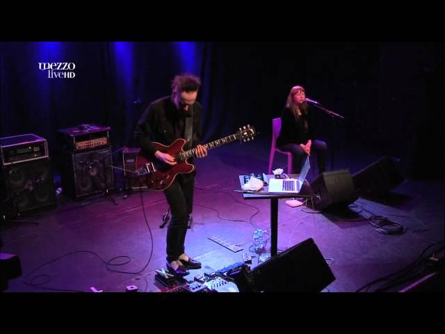 Sidsel Endresen og Stian Westerhus Live (Porgy & Bess club – MEZZO 2013)