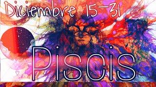 ♓ Piscis 🌊  AmOr 3n Diciembre 15-31 ▪LiBERATE ⚔▪
