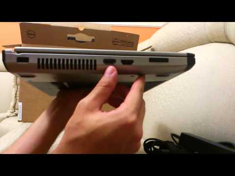 Unboxing - Notebook Dell Vostro 3550
