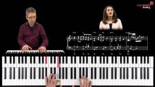 Wunderbarer Hirt - Piano Tutorial