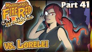 Pokémon FireRed Wedlocke, Part 41: Lorelei To Me!