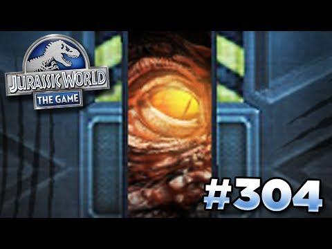 A New Dinosaur Lurks! || Jurassic World - The Game - Ep304 HD