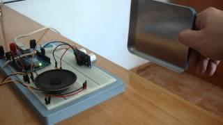 arduino-info - Ultrasonic Distance Sensor Applications