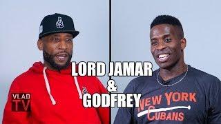 Lord Jamar & Godfrey on Adele Replacing Heavyset Black Women (Part 3)