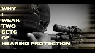 WHY I WEAR TWO SETS OF HEARING PROTECTION | NOIR S6 SHORTS