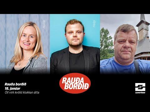 Rauða borðið: Samsæriskenningar