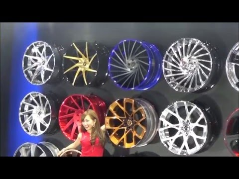 RIMS SHOW JAPAN (Custom wheels) カーリムジャパン