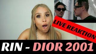 RIN   Dior 2001 (prod. Alexis Troy) Live Reaktion  | Lustig😂