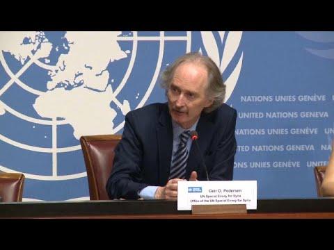 Γενεύη: Ξεκίνησαν οι συνομιλίες συριακής κυβέρνησης και αντιπολίτευσης για το νέο Σύνταγμα…