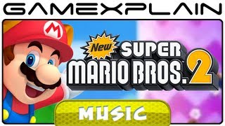 ᐈ New Super Mario Bros  2 Soundtrack: Mushroom World (World