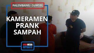 Kameramen Video Prank Bagi-bagi Daging Kurban Akhirnya Ditangkap Polisi