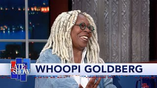 Whoopi Goldberg: Don't Like What's Going On? Change It!