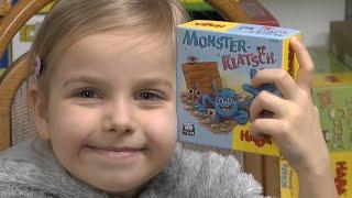 Monsterklatsch von Haba - Mitbringspiel ab 6 Jahre