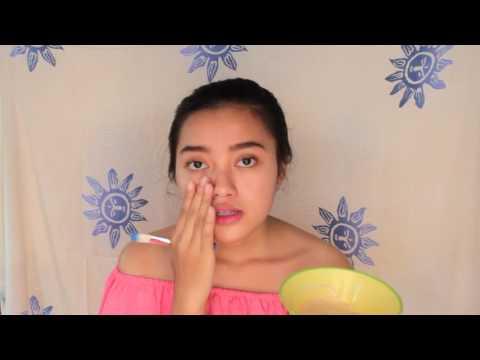 Video TIPS MENGHILANGKAN FLEK HITAM DAN MENGECILKAN PORI-PORI | Indira Kalistha