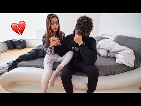 I Told My Boyfriend I Want To Be JUST FRIENDS.. (he cries)