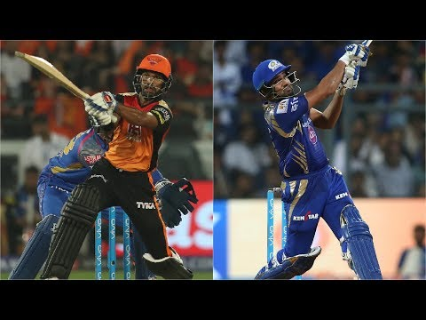 cricbuzz live srh vs mi pre match show