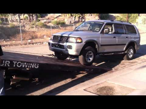 2005 Chevy C5500 Tow Truck Rollback Mp3