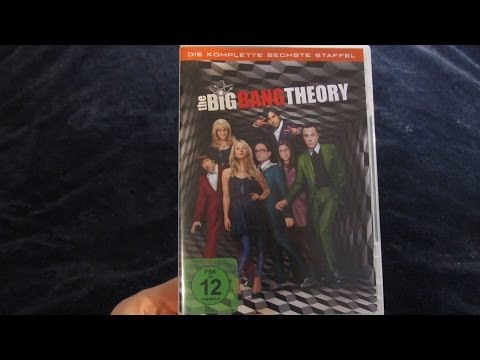 Unboxing: The Big Bang Theory Staffel 6 (DVD)