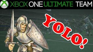 Madden 15 - Madden 15 Ultimate Team - YOLO WARRIOR | MUT 15 Xbox One Gameplay
