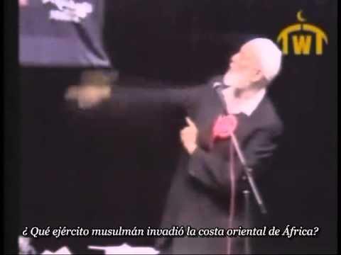 Ahmed Deedat - El Islam nunca se implantó con la espada
